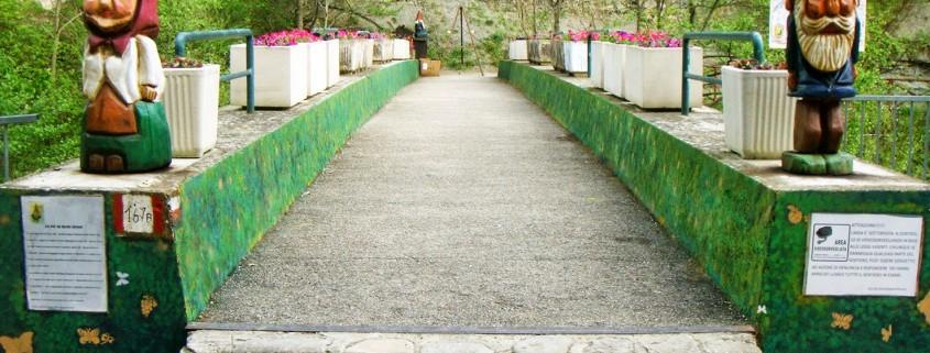 sentiero degli gnomi