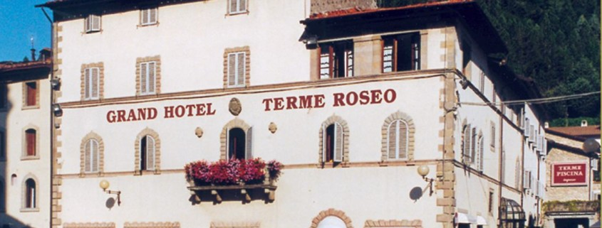 Grand hotel terme roseo gran fondo del capitano - Hotel la pace bagno di romagna ...